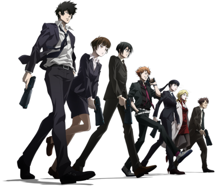 psycho-pass characters