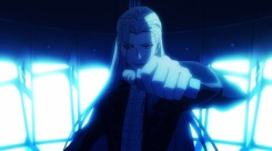 k anime silver king