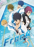 Free! Anime Poster