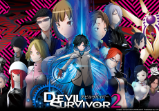 devil survivor 2 the animation poster