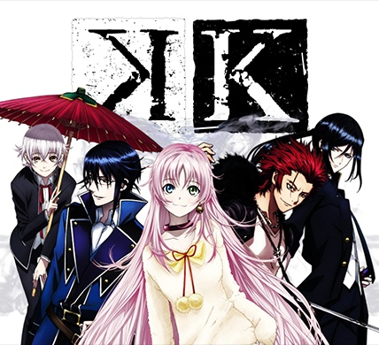 K anime poster