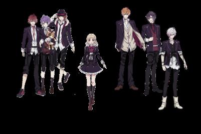 diabolik lovers characters