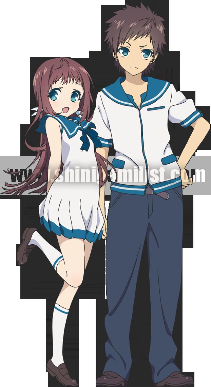 manaka and hikari nagi no asukara
