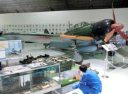Restored Zero Fighter Japan