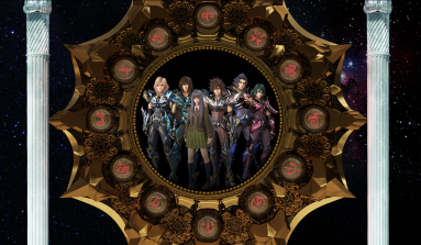 New Characters from the Saint Seiya: Legend of Sanctuary CG