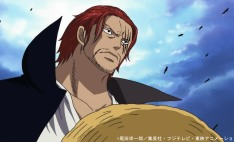 shanks red haired male anime characters
