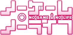 no game no life logo