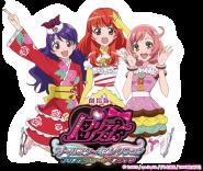 pretty rhythm anime