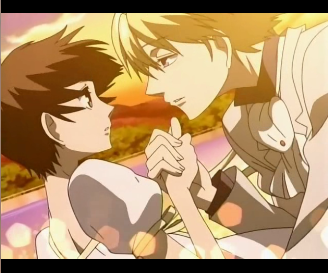 Ouran High School Host Club Haruhi x Tamaki