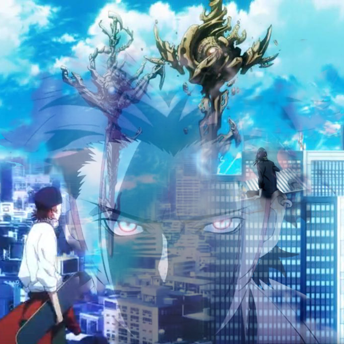 Urban Anime Series You MUST Watch - The Shinigami List