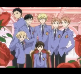 ouran high school host club hosts