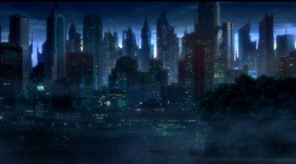 psycho-pass anime landscape