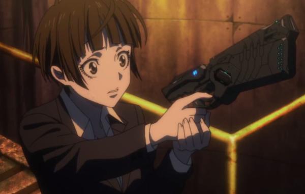 inspector tsunemori psycho-pass