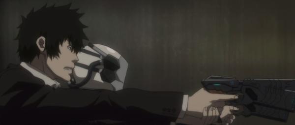 Shinya Kogami psycho-pass