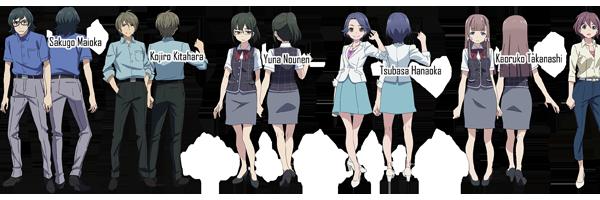 classroom crisis anime
