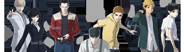 ajin anime characters
