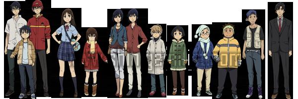 bokumachi characters