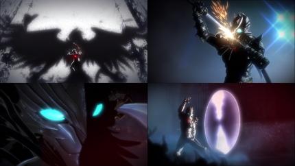 karas anime