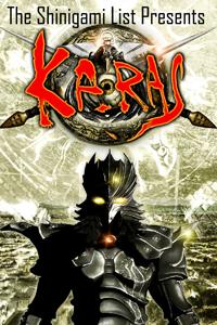 karas anime poster