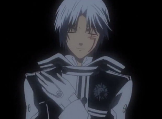 allen walked d.gray-man