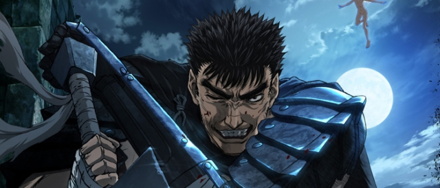 berserk 2016 anime dark