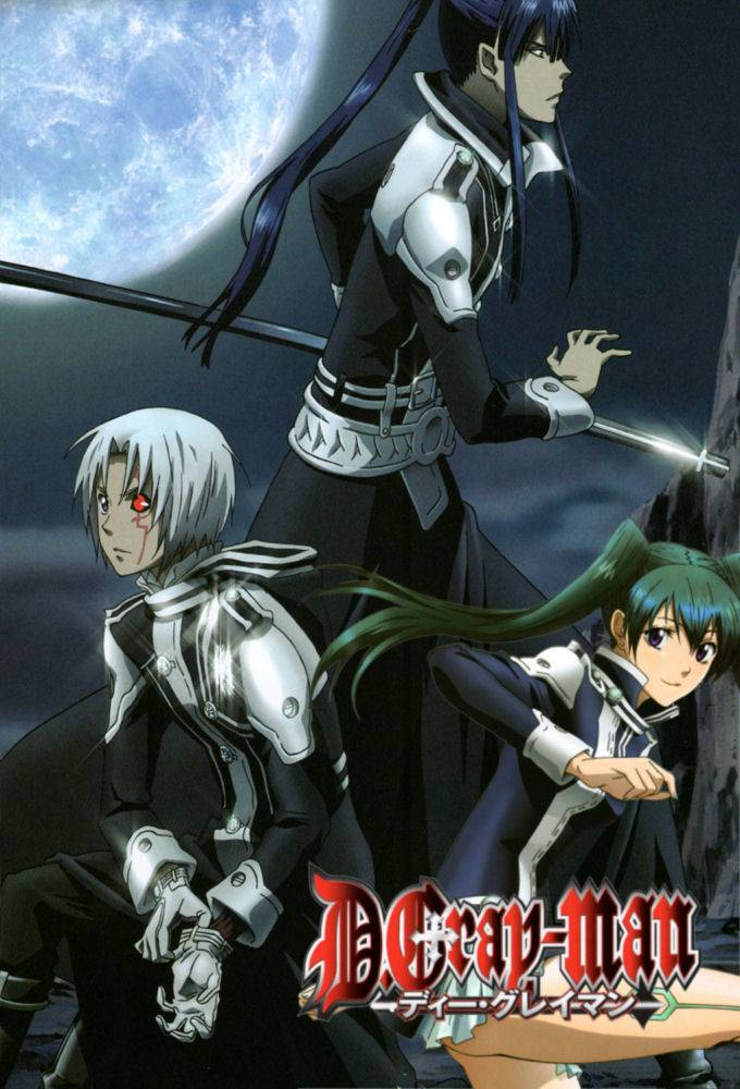d.gray-man anime