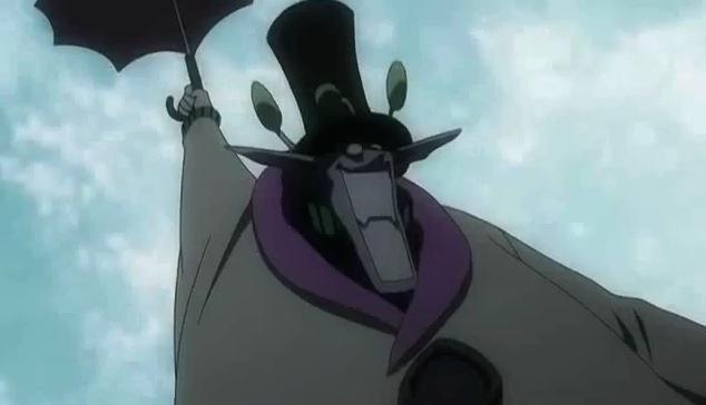 d gray man millennium earl