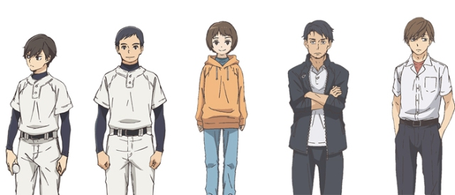 battery anime characters